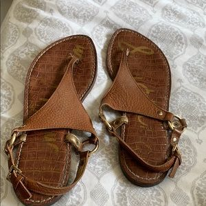 Sam Edelman brown sandal, size 7.5